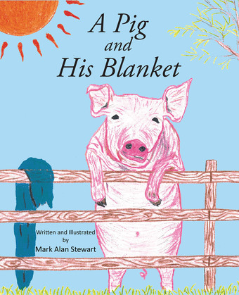 A Pig and His Blanket