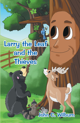 Larry the Leaf and the Thieves