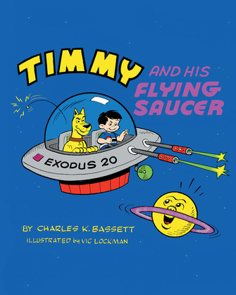 Timmy And His Flying Saucer