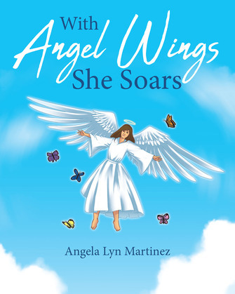 With Angel Wings She Soars