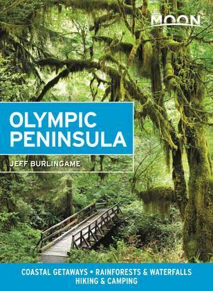 Moon Olympic Peninsula