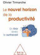 Le nouvel horizon de la productivité