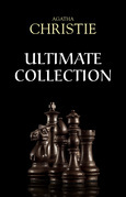 AGATHA CHRISTIE Collection : The Mysterious Affair at Styles, Poirot Investigates, The Murder on the Links, The Secret Adversary, The Man in the Brown Suit