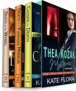 The Thea Kozak Mystery Series Boxed Set, Books 1-3