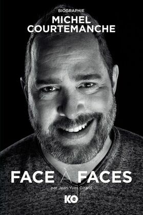 Face à faces, Biographie de Michel Courtemanche