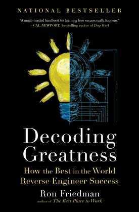 Decoding Greatness