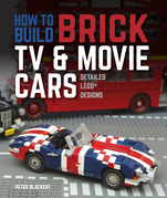 How to Build Brick TV and Movie Cars