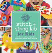 Stitch and String Lab for Kids