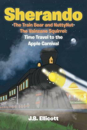 Sherando-The Train Bear and NuttyNut-The Vainzane Squirrel