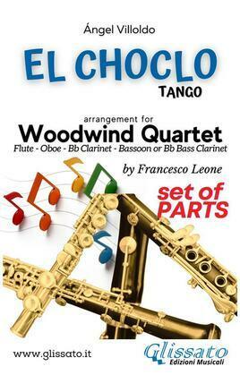 El Choclo - Woodwind Quartet (parts)