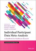 Individual Participant Data Meta-Analysis