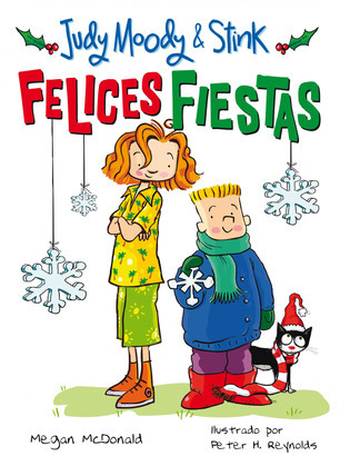 Judy Moody & Stink. Felices Fiestas