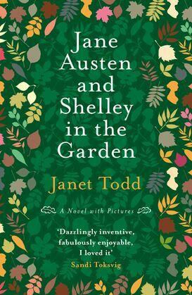 Jane Austen and Shelley in the Garden