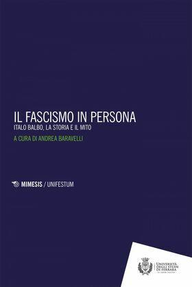 Il fascismo in persona