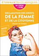 Déclaration des droits de la femme et de la citoyenne (BAC 2022)