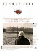Jorge Semprún. H(h)istoria y M(m)emoria del siglo XX (Ínsula n° 891)