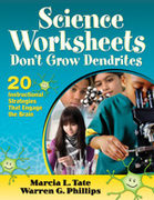 Science Worksheets Don′t Grow Dendrites