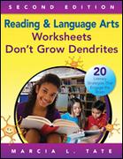 Reading and Language Arts Worksheets Don′t Grow Dendrites