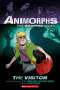 The Visitor (Animorphs Graphix #2)