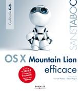 Mac OS X 10.8 Mountain Lion efficace