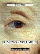 Reviews – Volume III