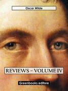 Reviews – Volume IV