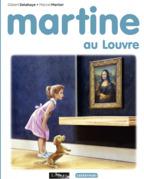 Martine au Louvre