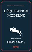 L'Équitation moderne