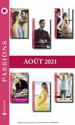Pack mensuel Passions : 12 romans + 1 gratuit (Août 2021)