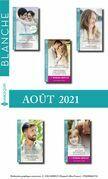 Pack mensuel Blanche : 10 romans + 2 gratuits (août 2021)