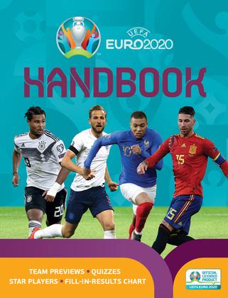 Euro 2020 Kids' Handbook