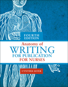 Anatomy of Writing for Publication for Nurses, 4th Edition