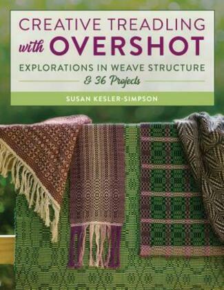 Creative Treadling with Overshot