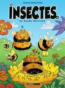 Les Insectes en BD - Tome 6