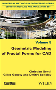 Geometric Modeling of Fractal Forms for CAD