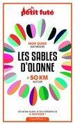 LES SABLES D'OLONNE ET 50 KM AUTOUR 2021 Carnet Petit Futé