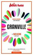 GRANVILLE ET 50 KM AUTOUR 2021 Carnet Petit Futé