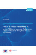 What is Space-Time Made of ?