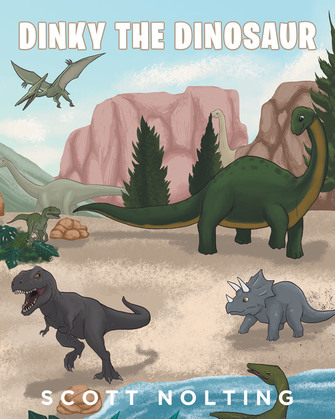 Dinky The Dinosaur