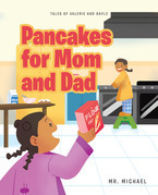 Pancakes for Mom and Dad