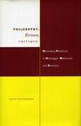 Philosophy, Revision, Critique