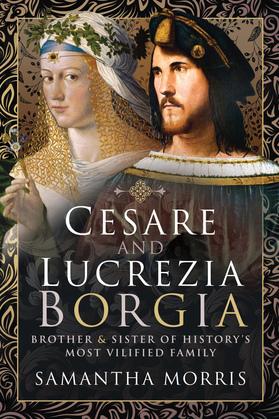 Cesare and Lucrezia Borgia