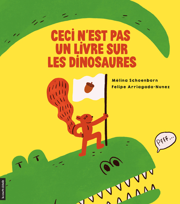 Ceci n'est pas un livre sur les dinosaures