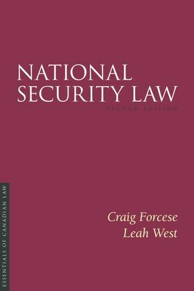 National Security Law, 2/e