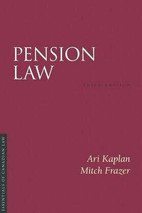 Pension Law, 3/e