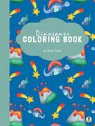 Geometric Dinosaurs Coloring Book for Kids Ages 6+ (Printable Version)