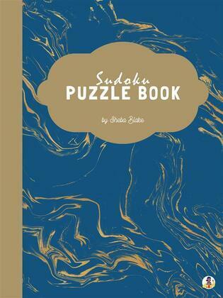 Very Easy Sudoku Puzzle Book - Vol 6 (Printable Version)