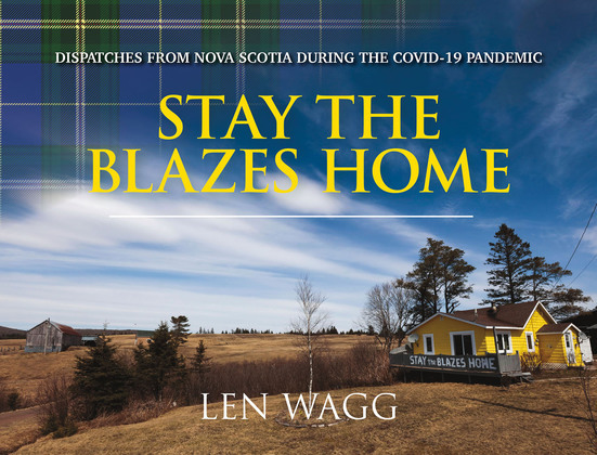 Stay the Blazes Home