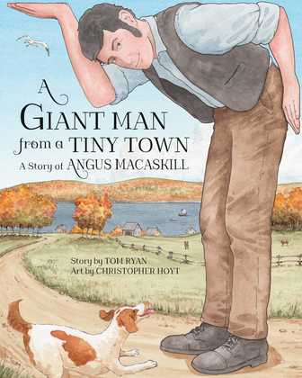 A Giant Man from a Tiny Town