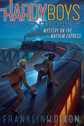 Mystery on the Mayhem Express